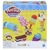 Set Play-Doh Kitchen Creations Frozen Treats, Hasbro