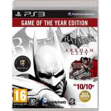 Joc consola Warner Bros Batman Arkham City GOTY PS3