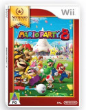Mario Party 8 (Select) /Wii