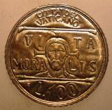 2.790 VATICAN PAPA IOAN PAUL II 100 LIRE 1993 AUNC, Europa