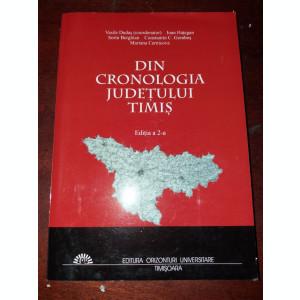 DIN CRONOLOGIA JUDETULUI TIMIS
