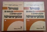 Tehnologii de executie a constructiilor hidroenergetice 2 Volume - M. Bala, Tehnica, 1985