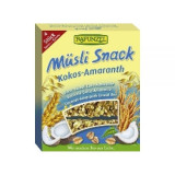 Musli snack cocos si amarant Bio 116 g Rapunzel