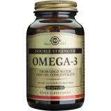 Omega 3 dublu concentrat 700mg 60cps Solgar