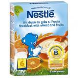 Cereale Nestle Mic Dejun cu grau si Fructe 250g