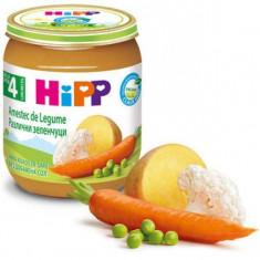 Crema Bio pentru bebelusi cu amestec de legume 125g Hipp