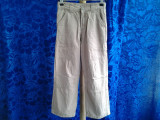 Alive Beige / pantaloni captusiti copii 7 ani, 7-8 ani