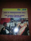 Jazz at Preservation Hall-Eureka Brass Band New Orleans 1963 vinil