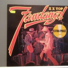 ZZ TOP - FANDANGO (1975/Warner/RFG) - Vinil/NM