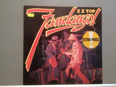 ZZ TOP - FANDANGO (1975/Warner/RFG) - Vinil/NM foto