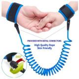 Dispozitiv siguranta copii, pentru mana, albastra