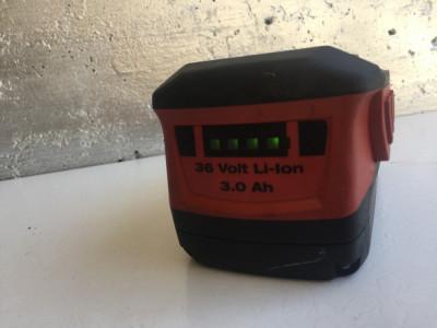 Baterie,acumulator HILTI 36v si 3.0Ah foto