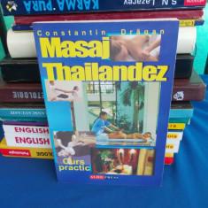 CONSTANTIN DRAGAN - MASAJ THAILANDEZ * CURS PRACTIC - 2003