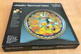 Farfurie - Rosenthal - Aladin si lampa fermecata - Nr. 5 - Bjorn Wiinblad