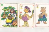 bnk jc Romania - carti de joc - JECO - incomplet