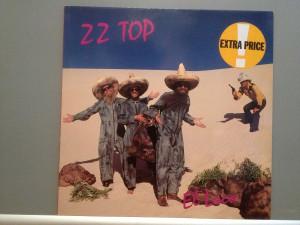 ZZ TOP – EL LOCO (1981/WARNER/RFG) - Vinil/Impecabil/NM