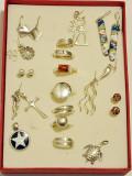 Bijuterii din argint diverse