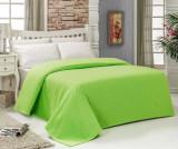 Cumpara ieftin Cuvertura Pique Sabina Green 200x240 cm