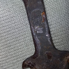 cheie MESSER,Cheie universala originala Messer de Colectie,Scule vechi.T.Gratuit