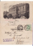 Bucuresti -Spitalul Brancovenesc-clasica, deosebita