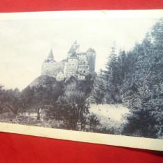 Ilustrata Castelul Bran circulat 1929 Colectia Stefanovici