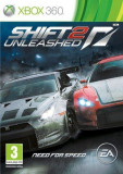 Need for Speed  SHIFT 2 Unleeashed - NFS  - XBOX 360 [Second hand], Curse auto-moto, 12+, Single player