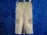 Topolino / pantaloni captusiti copii 6 ani, 5-6 ani