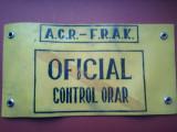 ACR - FRAK Automobil Clubul Roman - Federatia Romana de Automobilism si Karting