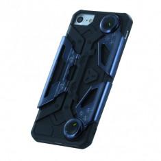 Husa Gaming iPhone 8/7 Crab Style Negru, Huse si skin-uri