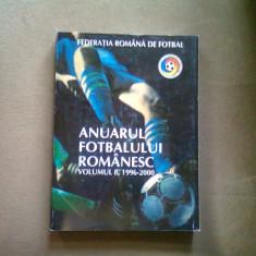 Anuarul fotbalului romanesc vol.8 1996-2000