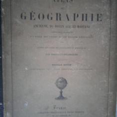 Atlas vechi Grosselin Delamarche