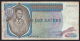 Zair 10 Zaires s4837341 1976