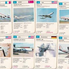bnk jc Germania - carti de joc cu avioane