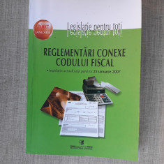 Reglementari Conexe Codului Fiscal