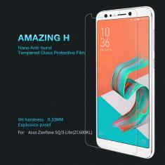Folie Sticla Securizata / Tempered Glass pt Asus Zenfone 5 Lite ZC600KL