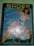 Revista/Catalog moda femei-barbati-copii,mobila,desing,BADER 1982,T.GRATUIT