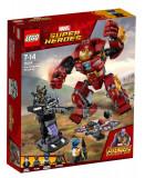 LEGO Super Heroes, Distrugerea Hulkbuster 76104