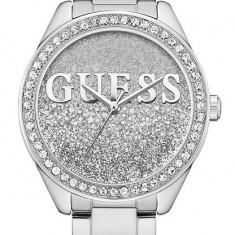 Guess U0987L1  ceas dama nou 100% original . Garantie. Livrare rapida, Casual, Quartz, Otel
