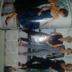 Revista/Catalog moda femei-barbati-copii,mobila,desing,KLINGEL 1985,T.GRATUIT