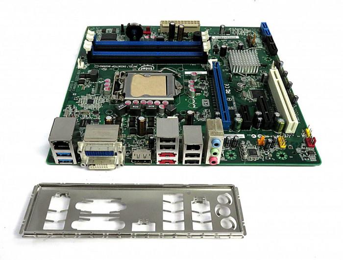 GARANTIE 1 AN! Placa de baza LGA 1155 Intel DQ67SW  4 x DDR3 USB 3.0 SATA III