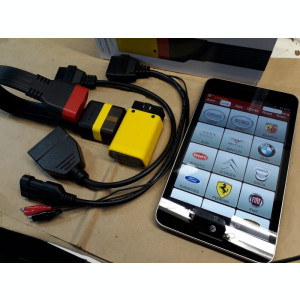 Tester auto multimarca profesional Launch X431 EASY3.0 Tableta Full Software