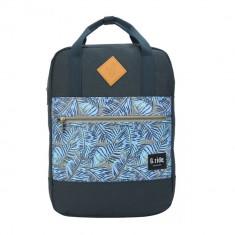 Rucsac G.Ride Diane Bleumarin Palm (100% Original)- Cod 247910, Albastru, Textil