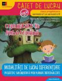 Comunicare in limba romana. Clasa pregatitoare. Ed. 4. 2018-2019, paralela 45