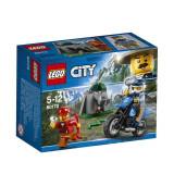 LEGO City, Urmarire cu masina de teren 60170