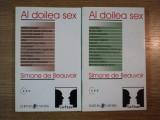 AL DOILEA SEX VOL. I - II DE SIMONE DE BEAUVOIR , 1998