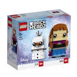 LEGO BrickHeadz, Anna si Olaf 41618