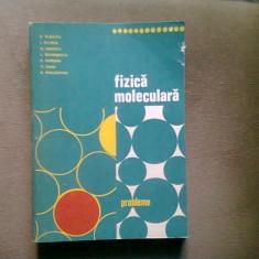 FIZICA MOLECULARA-PROBLEME-C.PLAVITU-I.PETREA SI ALTII