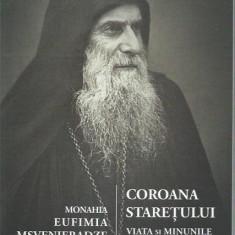 AS - P. DAMASCAN MIHAIL - COROANA STARETULUI VIATA SI MINUNILE SF. G. GEORGIANUL