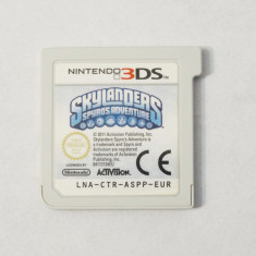 Joc consola Nintendo 3DS 2DS - Skylanders Spyro's Adventure, Actiune, Toate varstele, Single player