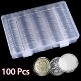 Cutie capsule pentru monede